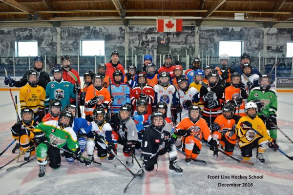 Front Line Hockey School in Mississauga